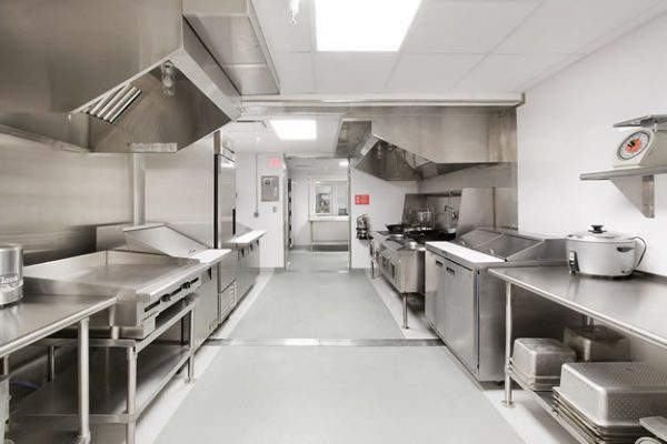 Cocinas y comedores Industriales