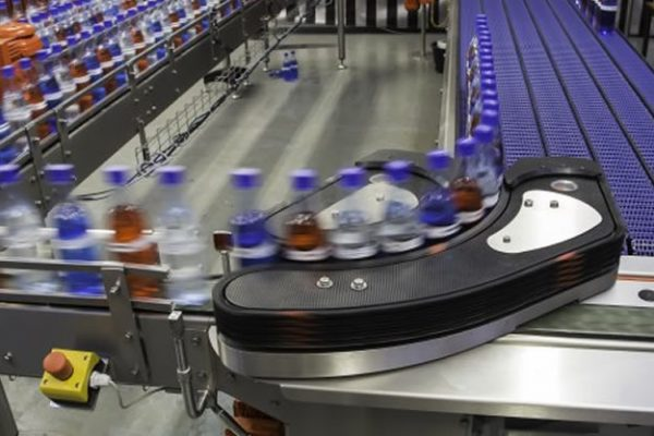Lubricantes para transportadores de envases